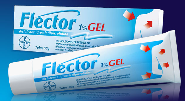 Bayer – Flector Gel