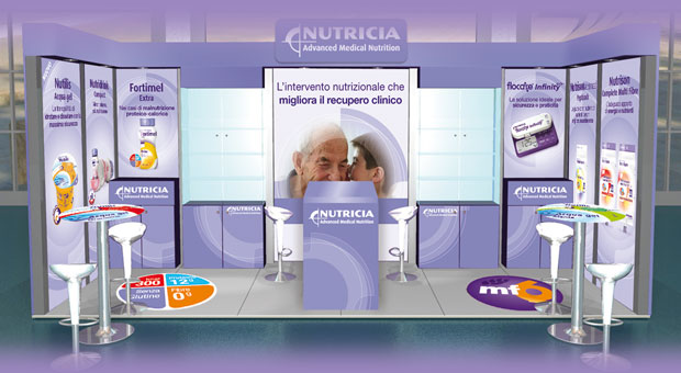 Stand Nutricia