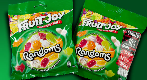 Fruit Joy Randoms